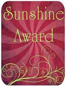 sunshine-award II
